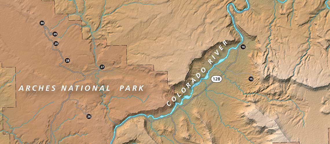 Hiking Guide to Moab area