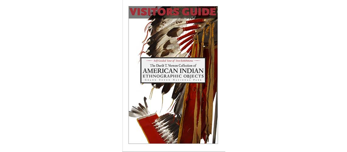 The Vernon Collection Guidebook for Grand Teton Association